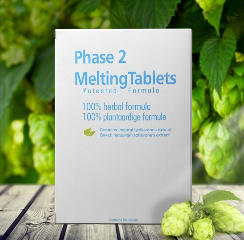 Melting tablets