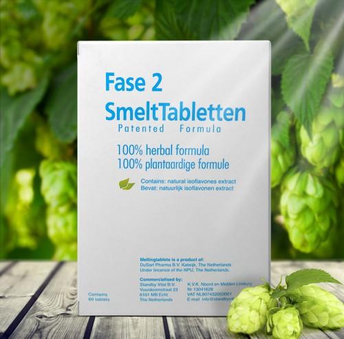 Smelt tabletten